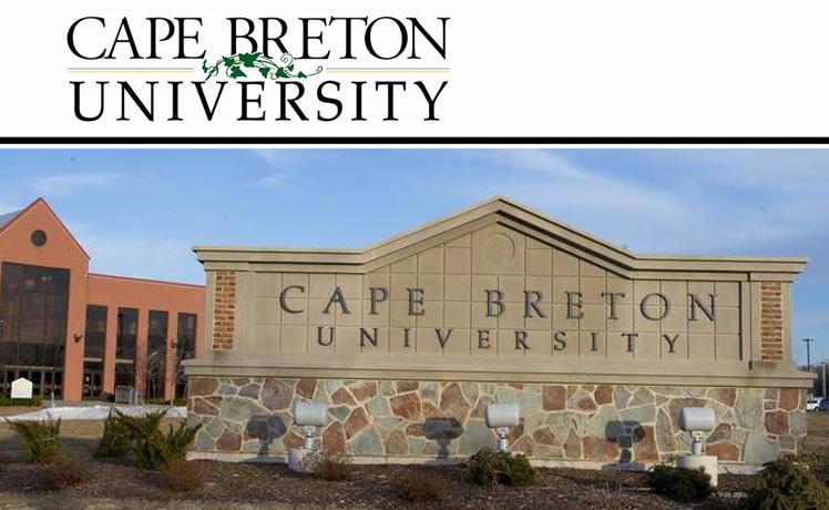 Cape Breton University – chuyển tiếp đại học