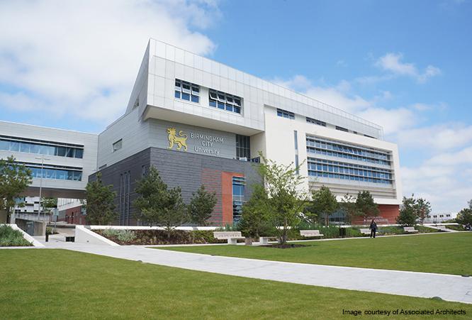 Đại học Anh: 10 lý do nên chọn Birmingham City University