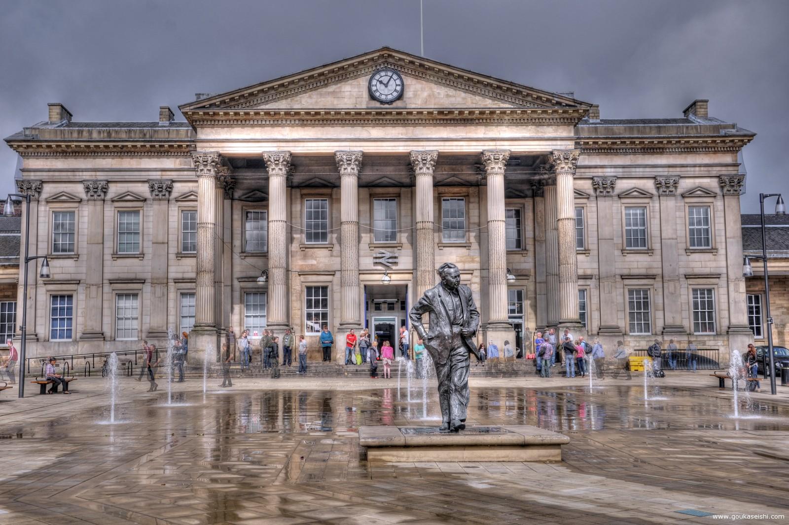 Học bổng toàn phần đại học Huddersfield